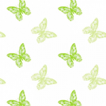 BUTTERFLY FILM TWO TONE GREEN  41-00230
